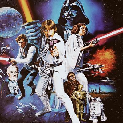 מלחמת הכוכבים תקווה חדשה