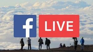 פייסבוק לייב